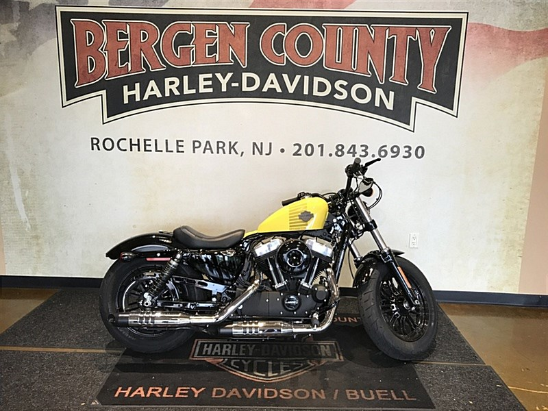 Used Harley Davidson Forty Eight New Jersey