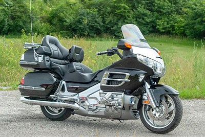 Used 2008 Honda® Gold Wing Premium Audio