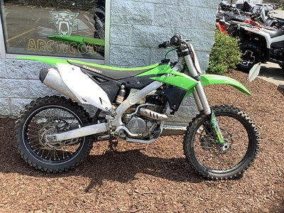 Used 2016 Kawasaki