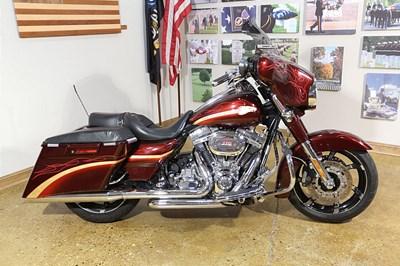Used 2010 Harley-Davidson® CVO™ Street Glide®