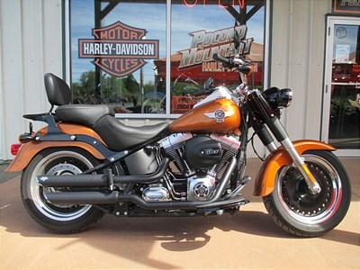 Used 2016 Harley-Davidson® Softail® Fat Boy® Lo