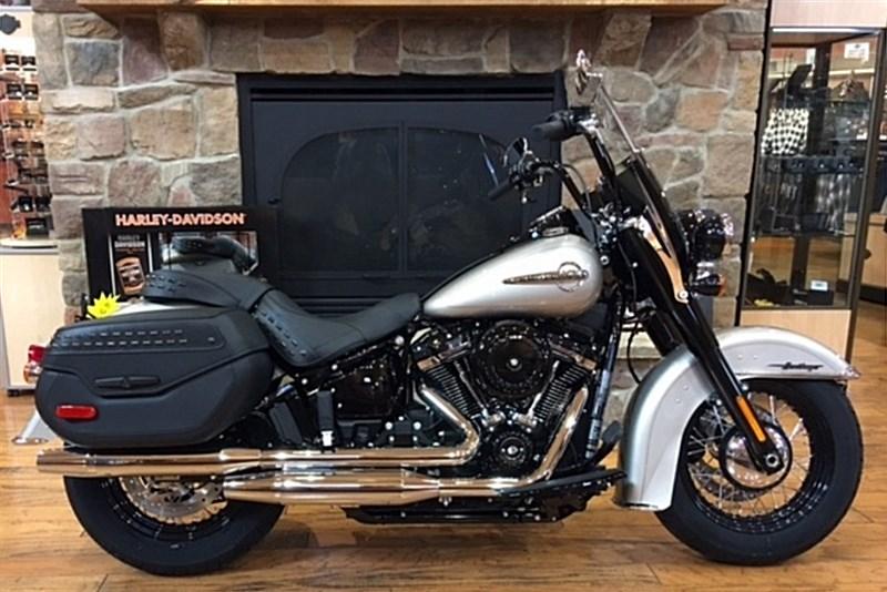2018 Harley-Davidson® FLHC Softail® Heritage Classic ...