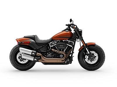 New 2019 Harley-Davidson® Softail® Fat Bob® 114