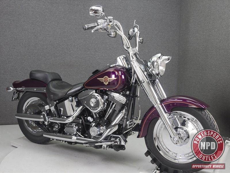 Photo of a 1997 Harley-Davidson® FLSTF Softail® Fat Boy®