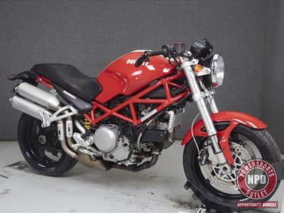 Used 2007 Ducati Monster S2R 800