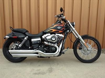 Used Harley Davidson Wheels >> Dyna Wide Glide