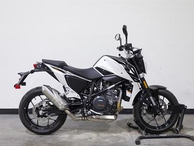 Used 2018 KTM 690 Duke