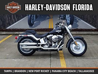 Harley Davidson Softail Fat Boy For Sale Near Cape Coral Fl 245