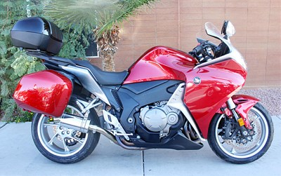 Used 2010 Honda® Interceptor ABS