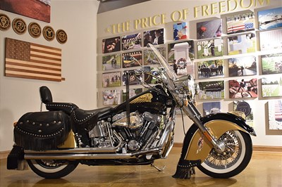 Used 2001 Indian® Motorcycle Centennial Chief