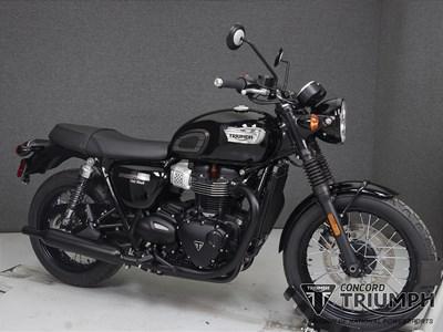 Used 2017 Triumph Bonneville T100