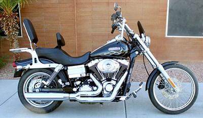 Used 2006 Harley-Davidson® Dyna® Wide Glide®
