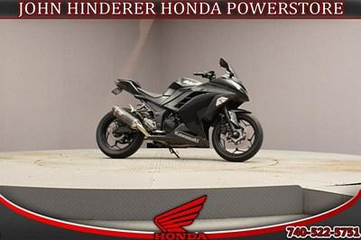 Used 2014 Kawasaki Ninja® 300 ABS SE