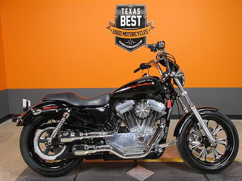 Photo of a 2014 Harley-Davidson® XL883L Sportster® 883 Superlow™