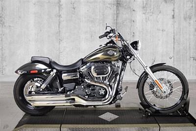 Used 2016 Harley-Davidson® Dyna® Wide Glide®