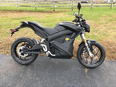 New 2019 Zero Motorcycles ZERO S 7.2kw