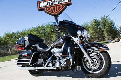 Used 2002 Harley-Davidson® Electra Glide® Ultra Classic® w/ Sidecar
