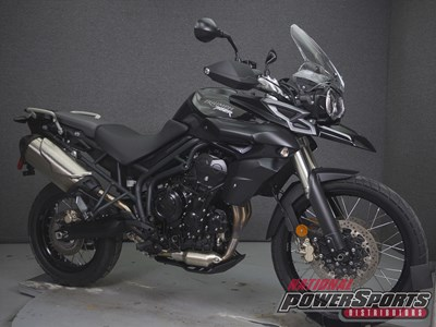 Used 2014 Triumph Tiger 800 XC SE ABS