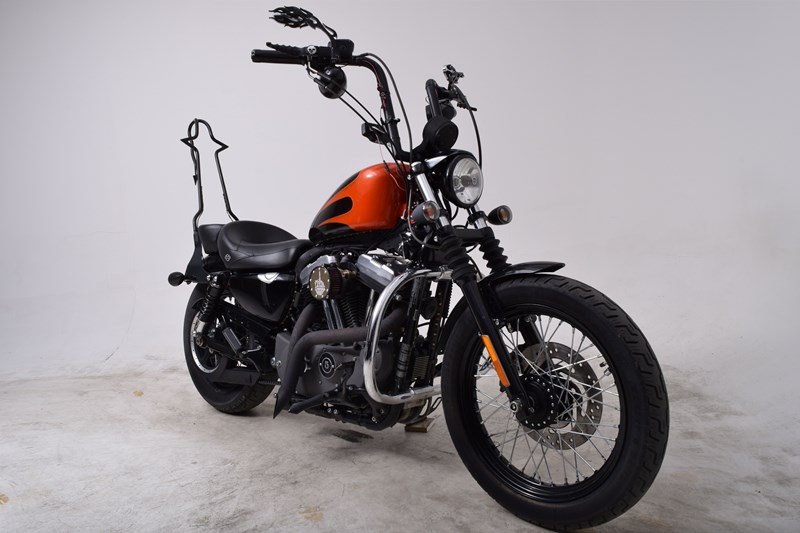 Photo of a 2011 Harley-Davidson® XL1200N Sportster® 1200 Nightster®