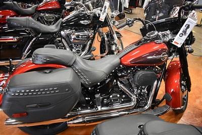 New 2019 Harley-Davidson® Softail® Heritage Classic 114