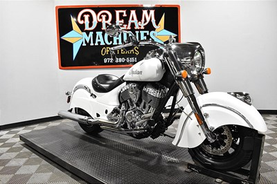 Used 2016 Indian® Motorcycle Chief® Classic