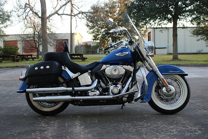 Photo of a 2010 Harley-Davidson® FLSTN Softail® Deluxe
