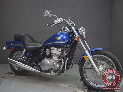 Used 2005 Kawasaki Vulcan 500 LTD