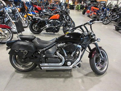 Used 2005 Yamaha Road Star Warrior