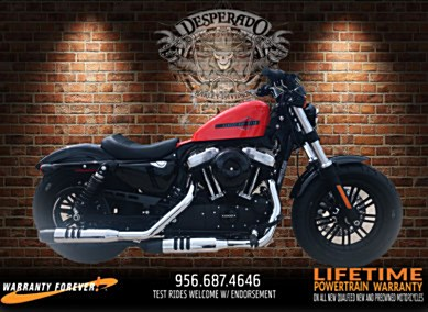New 2020 Harley-Davidson® Forty-Eight®