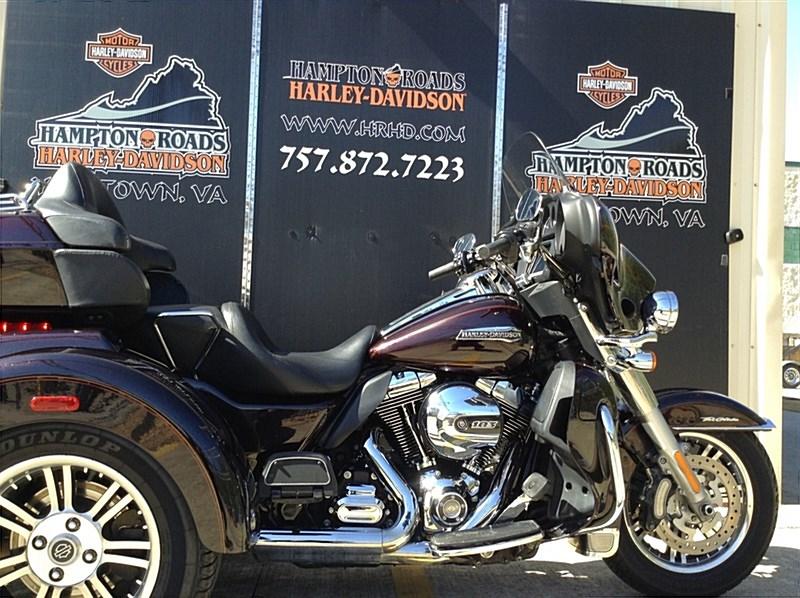 2014 Harley Davidson 174 Flhtcutg Tri Glide Ultra Classic