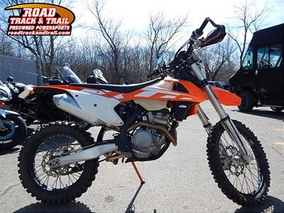 Used 2016 KTM 250 XC