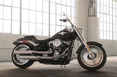 New 2019 Harley-Davidson® Softail® Fat Boy® 114
