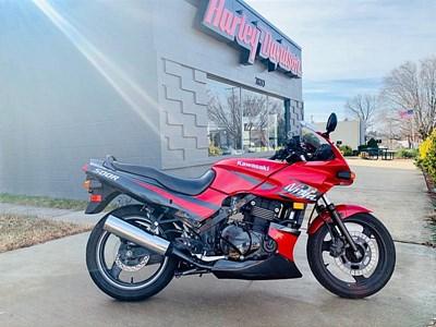 Used 2002 Kawasaki Ninja 500R