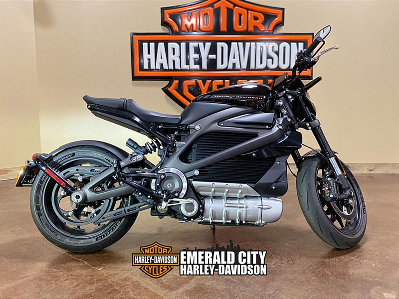 Photo of a 2020 Harley-Davidson®  LiveWire™