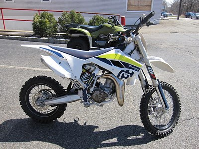 Used 2017 Husqvarna TC 85 17/14