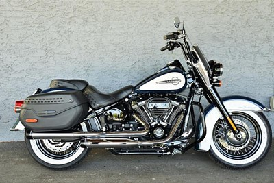 Used 2019 Harley-Davidson® Softail® Heritage Classic 114
