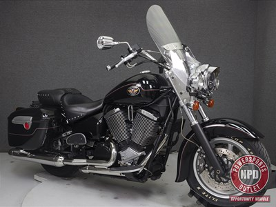 Used 2002 Victory Touring Cruiser