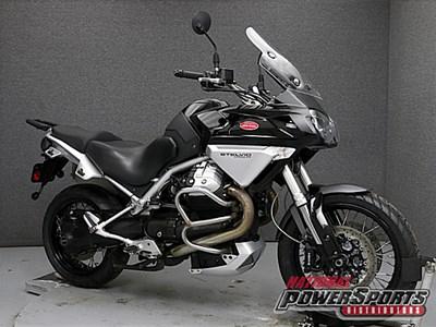 Used 2009 Moto Guzzi Stelvio 1200 4V