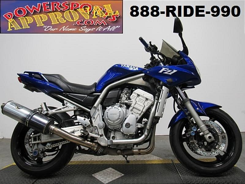 Photo of a 2002 Yamaha FZS10 FZ1
