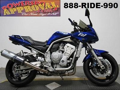 Used 2002 Yamaha FZ1