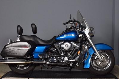 Used 2005 Harley-Davidson® Road King® Custom w/ Sidecar