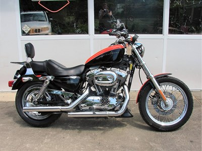 Used 2007 Harley-Davidson® Sportster® 1200 50th Anniversary