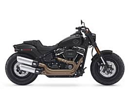 New 2018 Harley-Davidson® Softail® Fat Bob® 107
