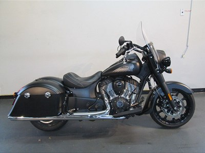 Used 2018 Indian® Motorcycle Springfield® Dark Horse®