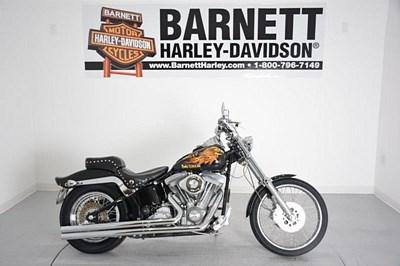 Used 2002 Harley-Davidson® Softail® Standard