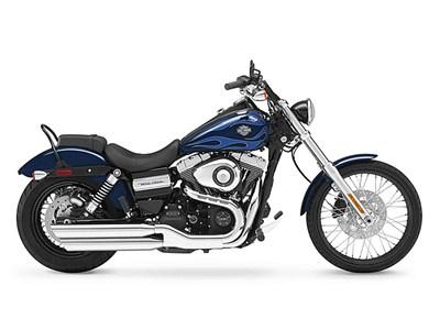 Used 2012 Harley-Davidson® Dyna® Wide Glide®