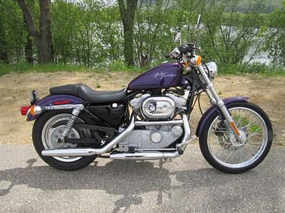 Used 2000 Harley-Davidson® Sportster® 883 Custom