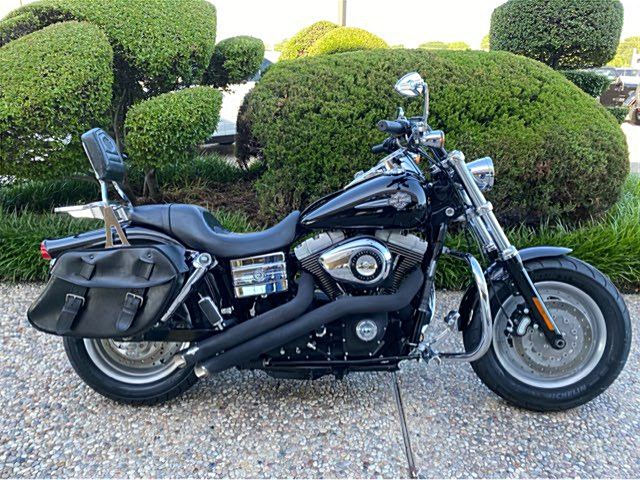 Photo of a 2008 Harley-Davidson® FXDF Dyna® Fat Bob