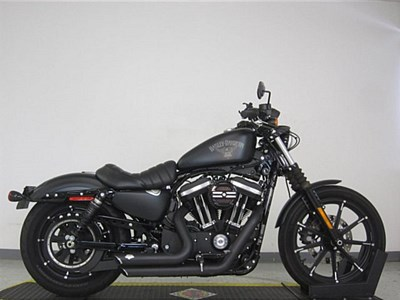Used Motorcycles Nj >> Sportster Iron 883