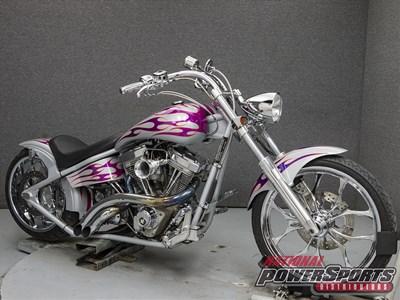 Used 2002 American IronHorse Tejas